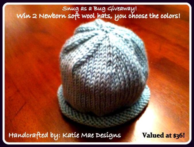 Newborn Wool Hat